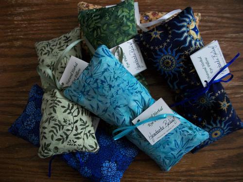 Создание ароматных подушек