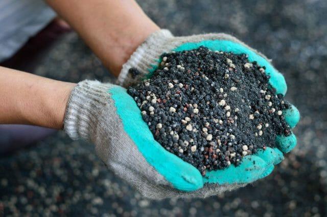 Удобрение отличается многообразием макро- и микроэлементов
