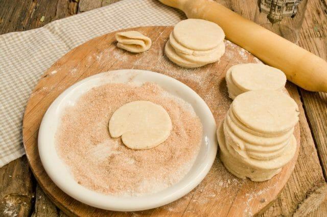 Творожное печенье с кардамоном