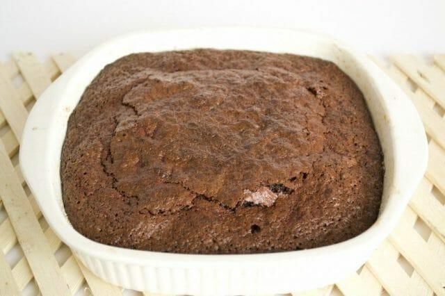 Брауни «Свекла и шоколад»