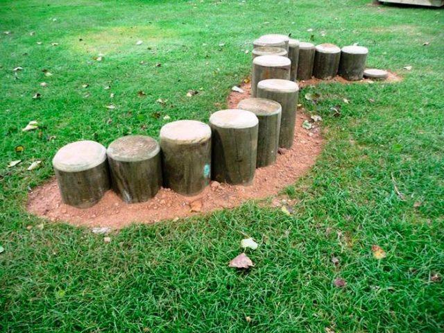 Снаряды для детской площадки своими руками: идеи для сооружения малых архитектурных форм