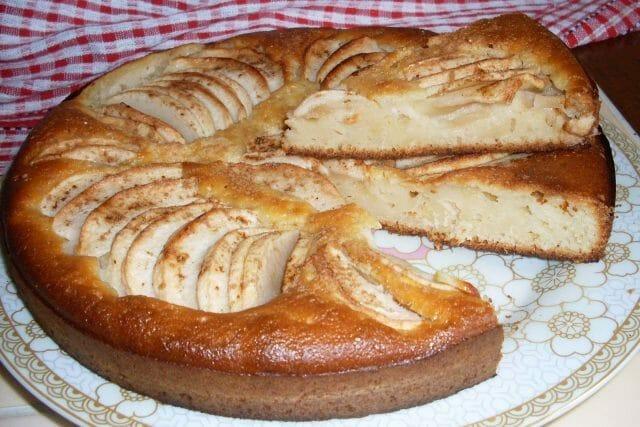 Сырники с изюмом и яблоками