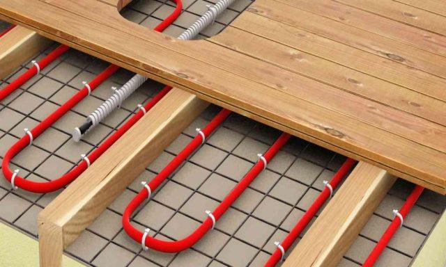 Теплые полы, отопление радиаторами или комбинированная система. Что выбрать для дома?