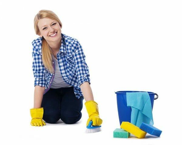 Чистящее средство для белых поверхностей