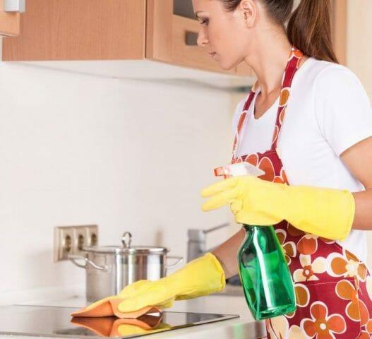 Мятно-лимонное средство для мытья стекол