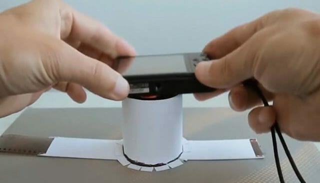 Перенос цифрового изображения в домашних условиях