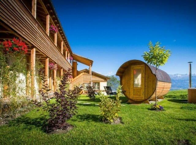 10 основных элементов швейцарского сада