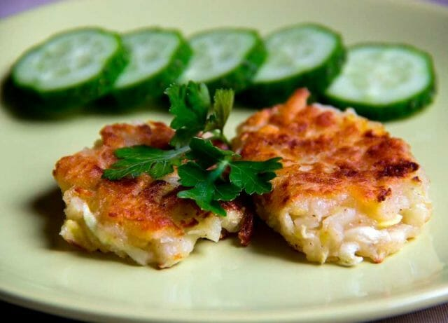 Быстрые и вкусные рецепты котлет из кабачков