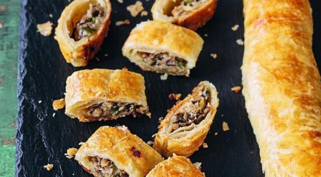 Cырный пирог с маслинами рецепт