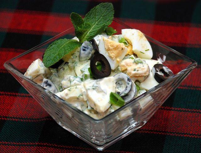 Рецепт салата из яиц, о котором Вы не знали