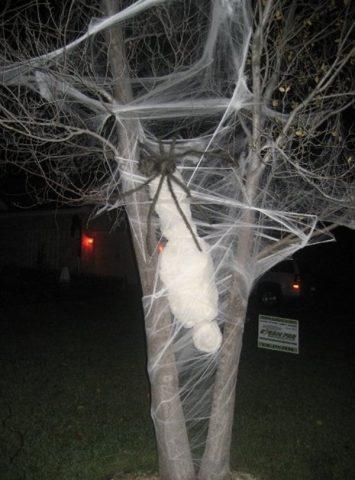 Поделки и украшения на Хэллоуин своими руками