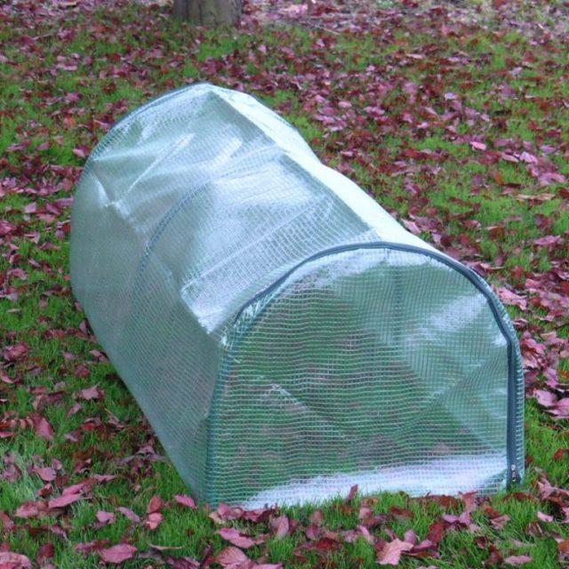Как правильно выбрать плёнку с армирующим каркасом для садовых теплиц
