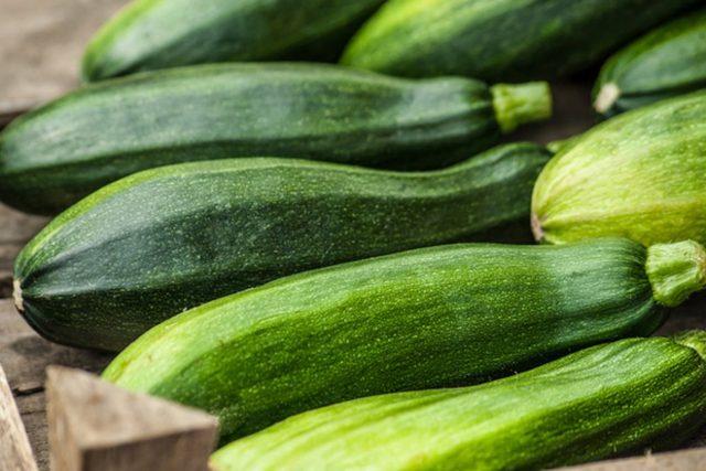 Как сохранить кабачки до весны в свежем виде